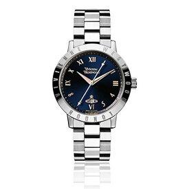 【並行輸入品】 ヴィヴィアンウエストウッド 腕時計 VIVIENNE WESTWOOD ブルームズベリー BLOOMSBURY レディース VV152NVSL