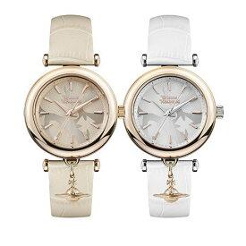 【ヴィヴィアンショッパープレゼント!】【並行輸入品】[VIVIENNE WESTWOOD] ヴィヴィアンウエストウッド 腕時計 TRAFALGAR レディース VV108RSCM VV108RSWH