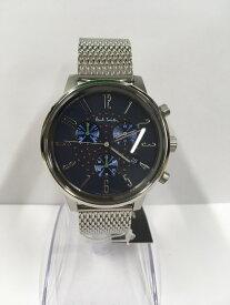 【アウトレット】並行輸入品 Paul Smith ポール・スミス 腕時計 シルバー BR4-012-71
