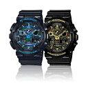 【逆輸入品】 カシオ CASIO 腕時計 G-SHOCK ジーショック GA-100シリーズ カシオ メンズ 海外モデル GA-100CB-1A GA-1…
