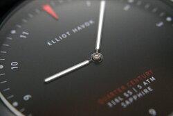 [QuarterCenturyWatch(QCW)]クオーターセンチュリーウォッチメンズ時計レディース腕時計QCWWATCHGOLDSTEELBLACK【日本公式店舗】