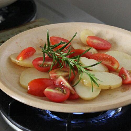 【4th market pita ピタ 7寸プレート ベージュ】【テーブルウェア 食器 皿 耐熱 萬古焼き ギフト】【あす楽対応】