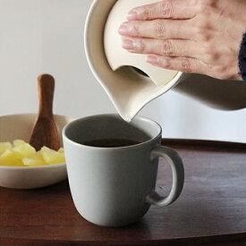 【4th market Peren ペレン マグカップ】食器 マグ 陶器 萬古焼き 100d 引越し祝い ギフト■ ラッピング無料