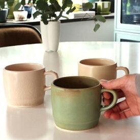 【4th market sorbet ソルベ マグカップ】カップ 陶器 萬古焼き 引越し祝い ギフト■ ラッピング無料