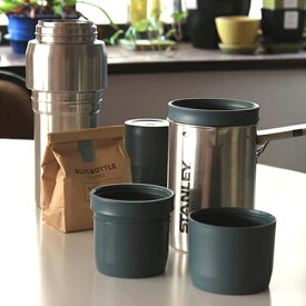 【STANLEY VACUUME COFFEE SYSTEM 0.5L】スタンレー クラシック バキューム フレンチプレス コーヒー ギフト■ 送料無料■ あす楽