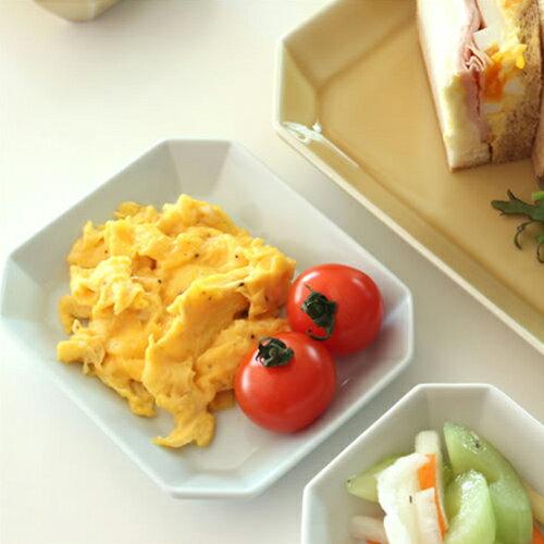 【HAKKAKU プレート M】テーブルウェア 皿 波佐見焼 八角形 おもてなし■ あす楽■ ラッピング無料