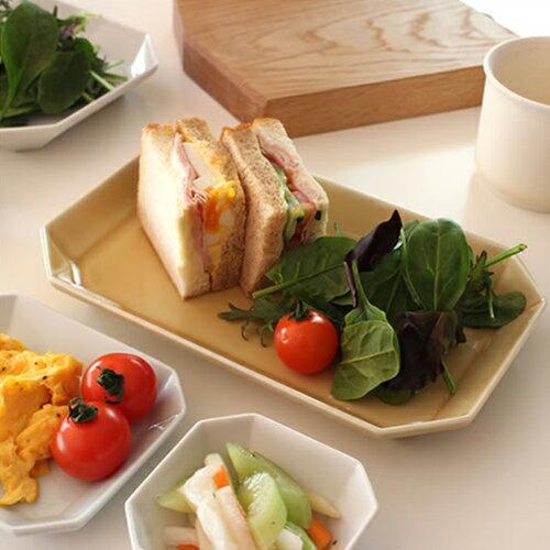 【HAKKAKU プレート L】テーブルウェア 皿 波佐見焼 八角形 おもてなし■ あす楽■ ラッピング無料