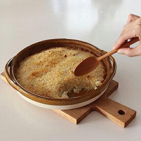 【4th market Cacerola カセロラ グリルパン】鍋 なべ ナベ 直火OK オーブンOK ギフト■ ラッピング無料