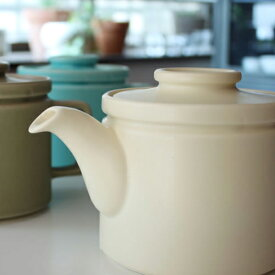 【4th market stilk スティルク ポット】【食器 pot 陶器 萬古焼き 茶漉し付 ギフト】