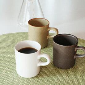 【4th market perna ペルナ マグカップ】【食器 カップ 陶器 萬古焼き 引越し祝い ギフト】