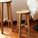 【松野屋 日本の丸椅子 小】家具 椅子 スツール STOOL 木製 手作り 職人 日本製 敬老の日■ 送料無料■ あす楽