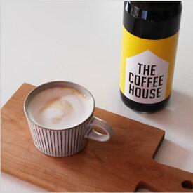 【THE COFFEE HOUSE LIQUID】すみだ珈琲 コーヒ アイスコーヒー リキッド カフェオレ 帰省土産 050c