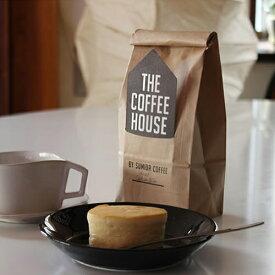 【THE COFFEE HOUSE Decaffeinated Colombia CITY ROAST コーヒー豆】すみだ珈琲 焙煎したて コーヒー豆 中挽き 豆のまま