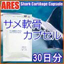 サメ軟骨 カプセル 30日分(コンドロイチン硫酸サプリメント)【メール便送料無料!(代金引換・日時指定不可)】
