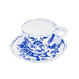 ブルーダニューブ(Blue Danube) 25/11 ロイヤル・コーヒーカップ・ソーサー
