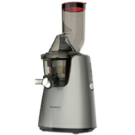 クビンス(Kuvings) ホールスロージューサー JSG-721M シルバー