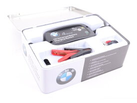 BMW純正部品(日本未発売) バッテリー充電器(AGM/リチウム対応)【日本語説明書】 Advanced Battery Charging System 82110049788 【PSE対応済】