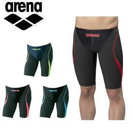 アリーナ 競泳 水着 メンズ マスターズSP スパッツ はっ水 中級 男性用 ARN8081M arena