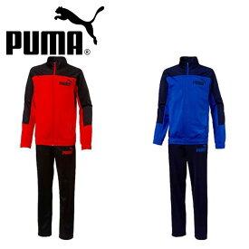 71bb2687ce4c9a プーマ PUMA ジュニア ジャージ 上下 セット トレーニングスーツ 853681