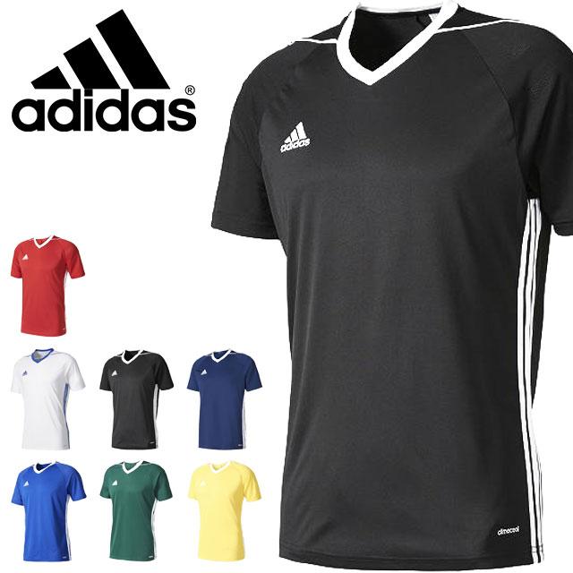 アディダス ゲーム シャツ 半袖 チーム対応 ユニフォーム TIRO17 adidas メンズ ウェア