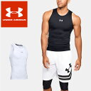 ネコポス アンダーアーマー メンズ インナー シャツ バスケットボール UA ヒートギア バスケットボール タンク コンプ…
