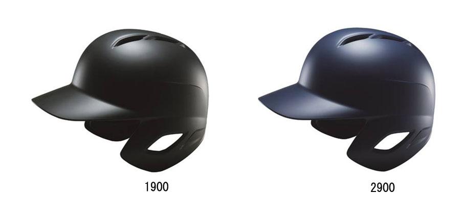 ZETTゼット 軟式野球用 ヘルメット 両耳つや消し BHL371