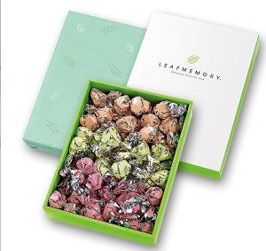 【モンロワール】モンロワール Leaf memory Gift Box リーフギフトボックス 60個入り 東京 チョコレート ギフト