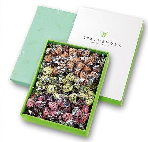 【モンロワール】モンロワール Leaf memory Gift Box リーフギフトボックス 100個入り 東京 チョコレート ギフト