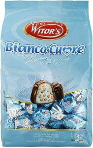 【コストコ】コストコ WITOR'S (ウィターズ) ミルクチョコレート プラリネ 1kg 1袋 チョコレート 個包装