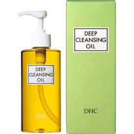 DHC  ディープクレンジングオイル (L) 200ml メイク落とし オイル クレンジング クレンジングオイル 角質 皮脂 角栓 除去