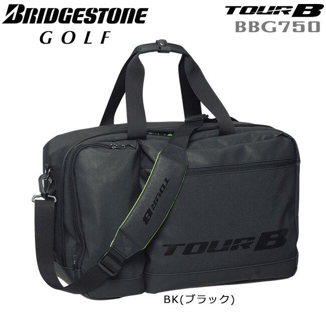 ブリヂストンゴルフ TOUR B ボストンバッグ BBG750 [2017年モデル]  [有賀園ゴルフ]