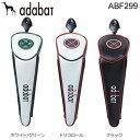 アダバット フェアウェイウッド用 ヘッドカバー ABF299 [2017年モデル]  【あす楽対応】 【ポイント10倍(11/27 9:5…
