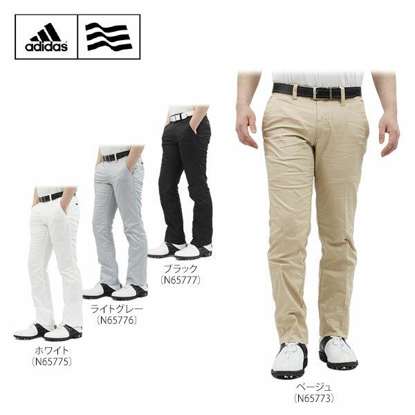 アディダス メンズ ストレッチオックス ロングパンツ CCM01 [2017年モデル] ゴルフウェア [春夏モデル 50%OFF] 特価 [裾上げ対応2] 【あす楽対応】 [有賀園ゴルフ]△△