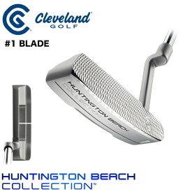 クリーブランド メンズ ハンティントンビーチ コレクション パター BLADE #1 [2017年モデル]   [有賀園ゴルフ]