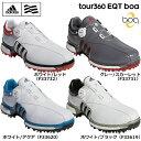 アディダス メンズ TOUR360 EQT Boa ツアー360 EQT ボア ソフトスパイク ゴルフシューズ [2018年モデル] 【あす楽対…