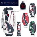 トミー ヒルフィガー ゴルフ ロイヤル アメリカン キャディバッグ THMG8SC5 [2018年モデル] 【あす楽対応】 【ポイン…