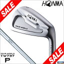 本間ゴルフ TW737 P アイアン 6本セット(#5〜10) N.S.PRO950GH スチールシャフト [2017年モデル] 特価 【あす…