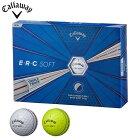 キャロウェイ E・R・C SOFT ERCソフト ゴルフボール 1ダース (12球入り) [2019年モデル] 【あす楽対応】 [有賀園ゴルフ]