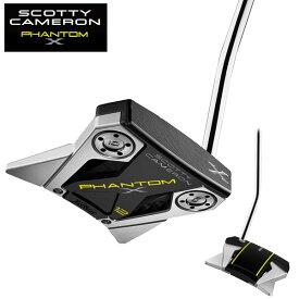 スコッティキャメロン Phantom X ファントムX12 パター [2019年モデル] 【あす楽対応】 [有賀園ゴルフ]