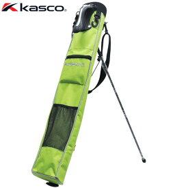 キャスコ スタンド式 ラウンドバッグ クラブケース KST-023RB GREEN グリーン 【あす楽対応】 [有賀園ゴルフ]