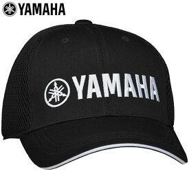 ヤマハ キャップ Y20CP BKW ブラック×ホワイト [2020年モデル] [有賀園ゴルフ]