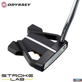 オデッセイ STROKE LAB BLACK ストローク ラボ ブラック シリーズ パター TEN [2019年モデル] [有賀園ゴルフ]