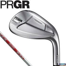 PRGR プロギア メンズ 0 ゼロ ウェッジ N.S.PRO MODUS3 TOUR スチールシャフト [2020年モデル] [有賀園ゴルフ] ■■