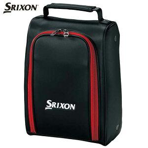 ダンロップ SRIXON スリクソン シューズケース GGA-S164 ブラック [2020年モデル] [有賀園ゴルフ]
