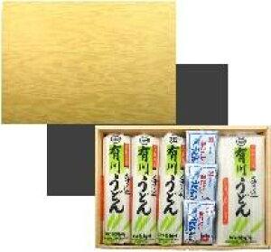【御贈答用】国内産手延べ有川うどん5束(15人前)あごだしうどんスープ 5食分 3袋