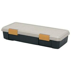 コンテナボックス 蓋付きおしゃれ 収納ボックス RVBOX 770F プラスチック製 屋外収納 収納ケース 工具収納 工具箱 頑丈 釣り 海 レジャー アウトドア キャンプ 丸洗い可能 洗える ベランダ イス