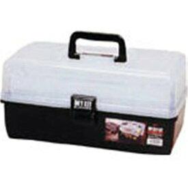 工具箱 マイキット 40 クリアケース 収納ケース 裁縫箱 裁縫ケース パーツケース 工具入れ 道具入れ 小物入れ シンプル おしゃれ 持ち運び ビジネス 収納ケース 収納 段トレー付 小物整理 送料無料 アイリスオーヤマ