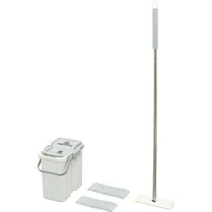 モップ アイリスオーヤマ FLMO-130モップ 水拭き モップ 業務用 モップクリーナー モップ絞り器 モップ絞り フラットモップ フロアモップ フローリング 清掃 床 掃除 雑巾 床掃除 玄関 畳 乾拭