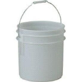 【サンコー】サンペール#12白 401201【TN】【TC】【ペール缶(プラスチック製)/実験用器具/研究開発関連用品/三甲】