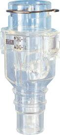 【因幡電工】INABA DENKO ルームエアコン用逆止弁 DHB1416[因幡電工 エアコン配管部材工事用品管工機材空調資材]【TN】【TC】 P01Jul16